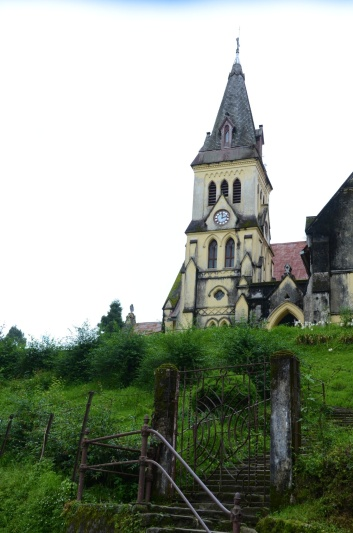 Catholic Church in Darjeeling