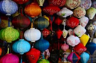 Hoi An's lanterns