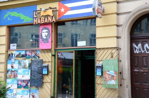 Krakow - a little Cuba