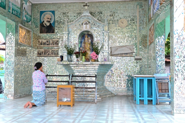 Catholic Church Shrine from India