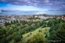 Castle View Edinburgh