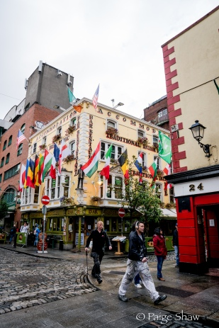 Temple Bar area