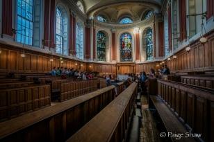 Trinity College Church