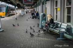 Dublin Train Station
