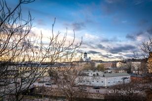Setting Sun Helsinki