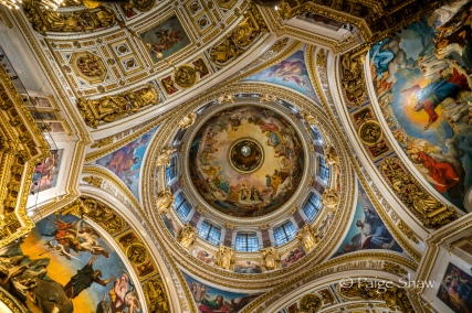 St. Isaac Ceiling