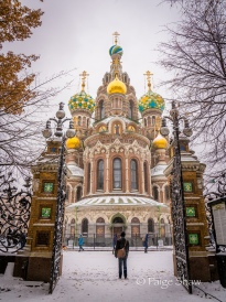 Church of the Savior on Blood