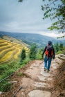 bill-hiking-longj-rice-fields-china
