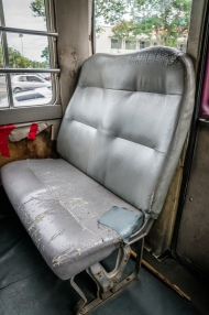 Bus Seat in Brunei