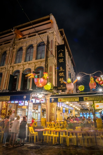 chinatown-singapore-flower-building-night-photography-2