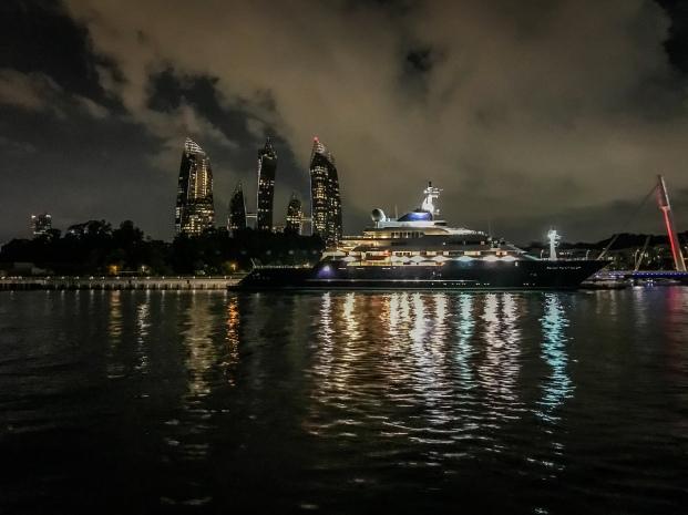 Paul Allen's Octopus Singapore
