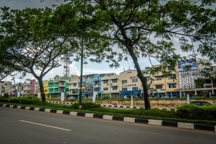Buildings Batam, Indonesia