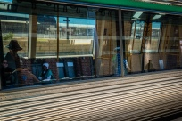 train-reflections-fremantle-western-australia