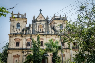 church-goa-india