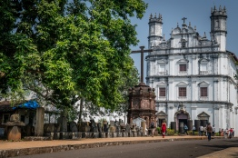 church-stfrancis-assisi-goa-india