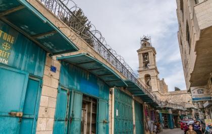 concertina-wire-palestine-bethlehem