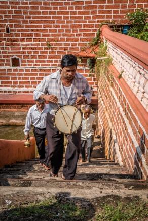 drumming-ceremony-shanta-durga-goa-india
