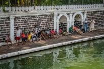 kids-watching-hindu-ceremony-shanta-durga-goa-india
