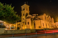night-church-lazarus-larnaca-cyprus