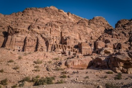 rock-carvings-petra-jordan
