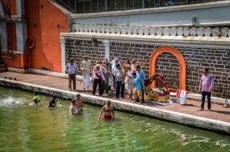 shanta-durga-temple-ceremony-goa-india