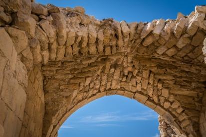 shobak-archway-blue-sky-jordan