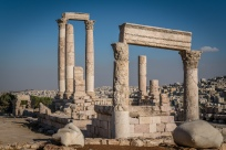 temple-hercules-citadel-amman-jordan