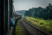 train-ride-windy-track-mist-sri-lanka