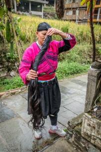 yao-woman-long-hair-dazhai-guilin-china-27