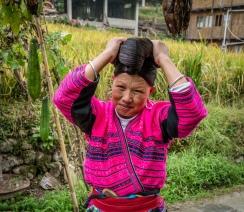 yao-woman-long-hair-dazhai-guilin-china-35