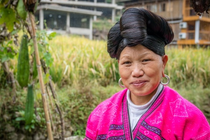 yao-woman-long-hair-dazhai-guilin-china-39