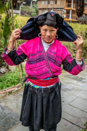 yao-woman-long-hair-dazhai-guilin-china-40