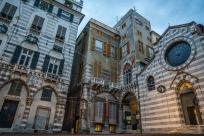 buildings-church-stripes-genoa-italy
