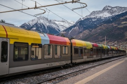 train-station-merano-italy