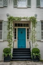 entry-blue-door-vines-shutters-charleston