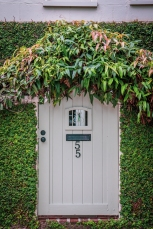 white-door-ivy-greenery