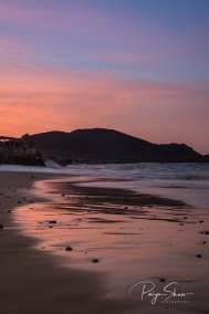 baja-sea-beach-sunset-pink